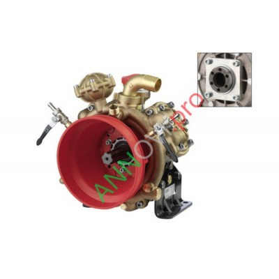 Мембранный насос BHS 120 AP C/SP BLUEFLEX