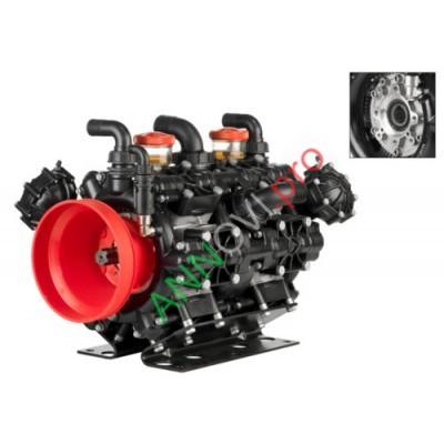 Мембранный насос AR 560 BP TWIN C/F (Ø 32)