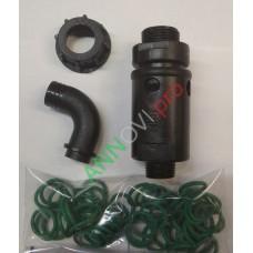 Аварийный клапан VSR 20 бар (арт. 1609000)