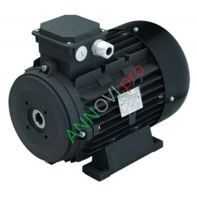 Электродвигатель 4,0 кВт + termic (RAVEL)